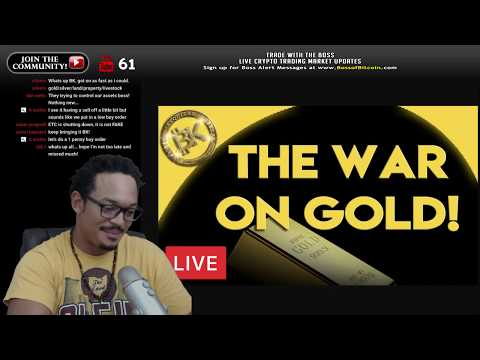 BK CryptoTrader 🔥DEC 3 Crypto Live Review & BTC News | Today Price 3869 | Gold and Silver Illegal