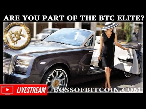 BK Live 🔴Are YOU part of the Bitcoin BTC ELITE?! Free Crypto Market Analysis & Cryptocurrency News