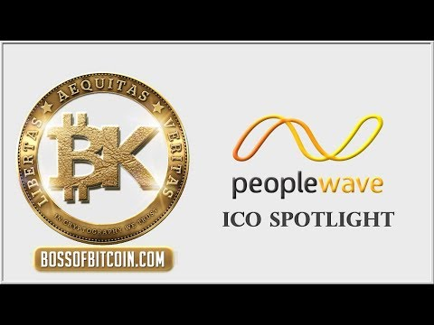 6.4.2018 PeopleWave ICO Review 🔷What Cryptocurrency to Invest in 2018
