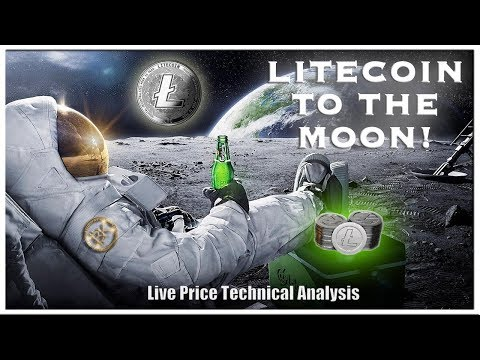 Litecoin Wallet $100 LTC Price Prediction!! 🔜😁 Free Crypto Analysis & Cryptocurrency News