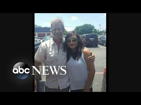 Stepfather's tearful plea to find missing mother in Texas
