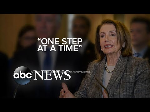 Democrats divided on how to proceed after Mueller report
