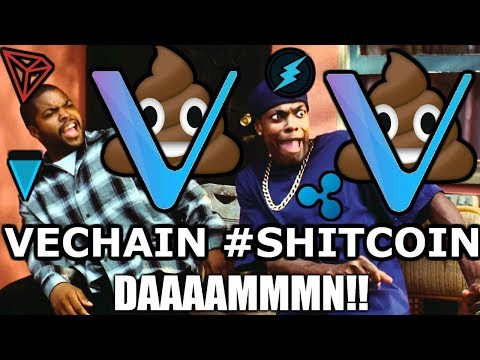 💩The SHITCOINS 💩 Live: Vechain, $XRP, Verge, $ETN and Tron...LETS PARTY🎉