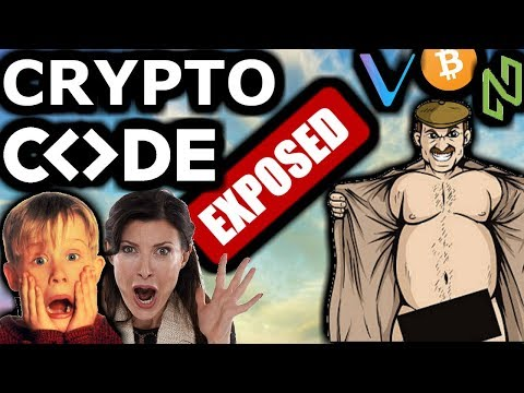 Crypto Code. What Was Found Will SHOCK YOU! $NULS $NAS $NEO $ELA $ETH $VET $TRX