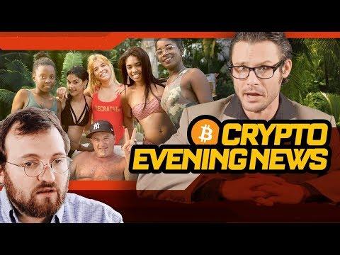 """Creepy Calvin Ayre! Underage Girls? Hoskinson """"Chico=TMZ"""" Crypto Movie? Crypto News W/ Chip"""