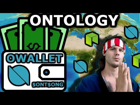 Ontology OWallet   How To Get $ONT Gas $ONG   Ledger Integration   Ontology Crypto News