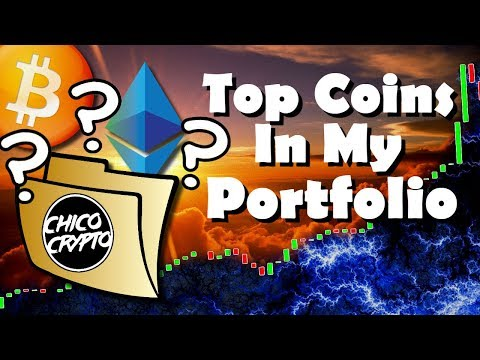 What Coins Do I HODL? Portfolio Breakdown In %. Major Changes In 6 Months. Top Cryptos 2019