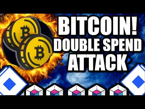 Bitcoin Exploit. Double Spend Attack!  Who's At Risk??  BTC Volatility Index. Waves & Enigma Web 3.0