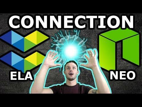 NEO-Elastos Connection   Building Web 3.0   NEO VM Will Run With $ELA Runtime   $NEO $ELA News