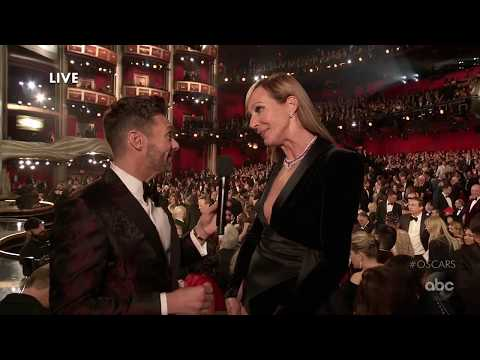 Allison Janney Oscars 2019 Red Carpet Interview