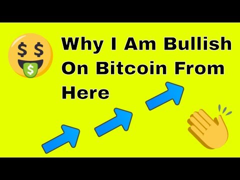 Why I Am Bullish On Bitcoin From Here - BTC meet Institutions