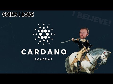 Why I love Cardano ADA - I Believe in Charles Hoskinsen's Vision - Open Letter  Chairman Parsons 💪