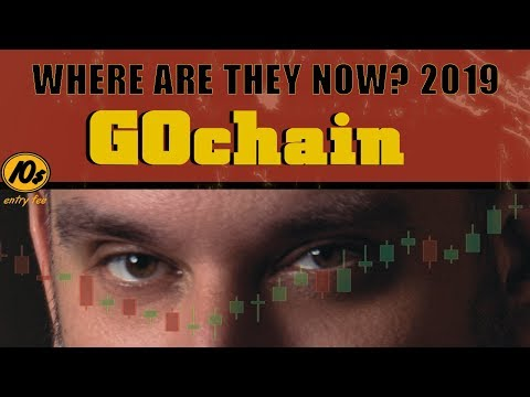 Where Are They Now 2019? GoChain and Dish Network...