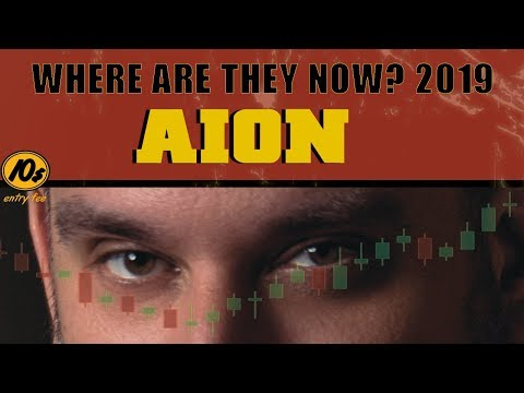 Where Are They Now in 2019? AION - Blockchain Interoperability