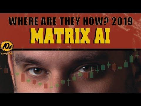 Where Are they Now 2019? Matrix AI - MAN Token 🤑😱