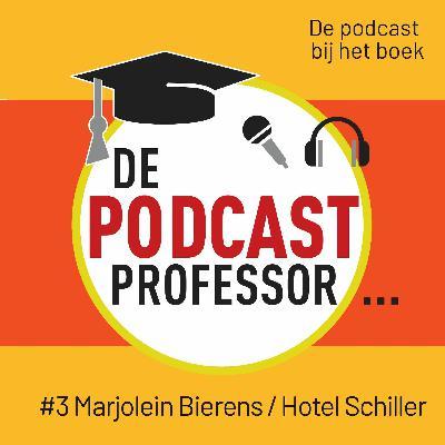 #3 Marjolein Bierens / Hotel Schiller