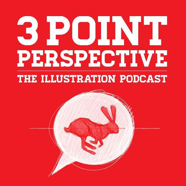 3 point perspective the illustration podcast