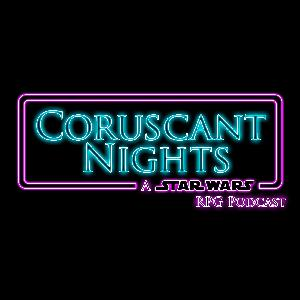 Coruscant Frights 1: The Long Walk Home