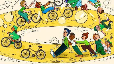 SUMMER SCHOOL 5: Bubbles, Bikes, & Biases