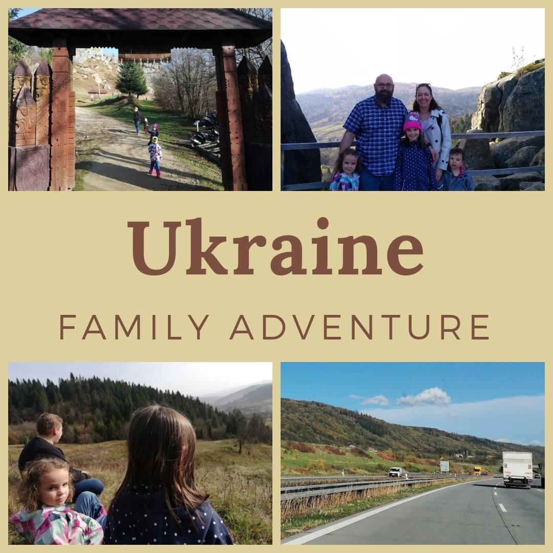 Ukraine Family Adventure: Season 1 Episode 12