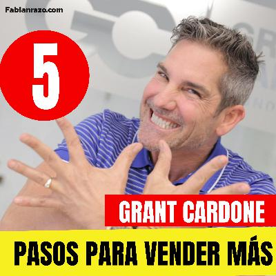 5 PASOS PARA LA VENTA - COMO SER VENDEDOR!- Episodio 72