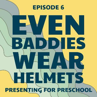 Episode 6: Presenting for Preschool Audiences with Sita Thomas