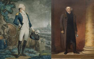 Revolutionary Brothers: Lafayette & Jefferson with Dr. Tom Chaffin