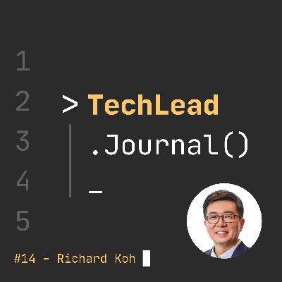 #14 - Founding Microsoft Office 365 & Digital Transformation - Richard Koh