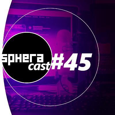 SpheraCast #45 - Streaming de jogos é moda?