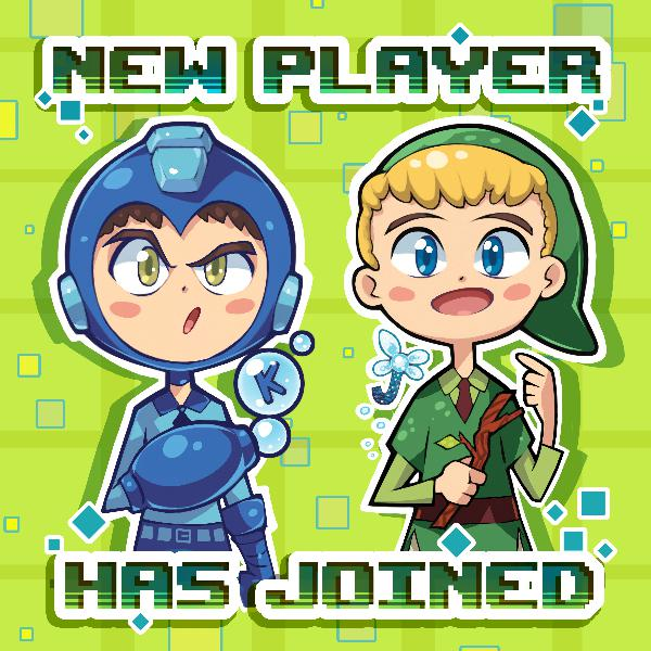New Player Has Joined | Listen Free on Castbox