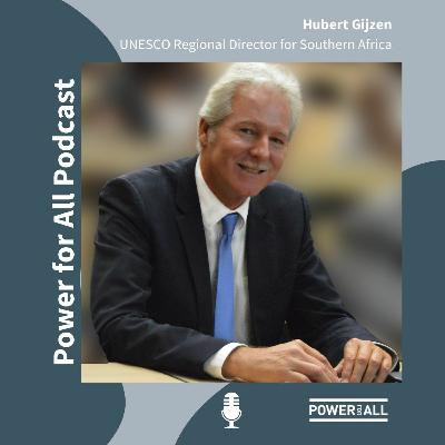 Renewable energy and the digital divide - Interview With Hubert Gijzen