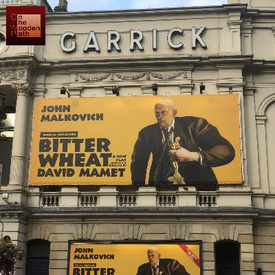 S03E03 - BITTER WHEAT (2019) by David Mamet, with John Malkovich @ Garrick Theatre - London