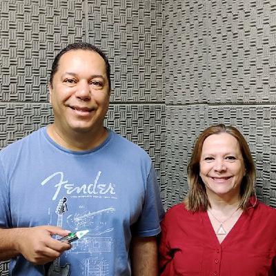 732 - Cromoterapia com Marcello Syring e Carmen Mirio