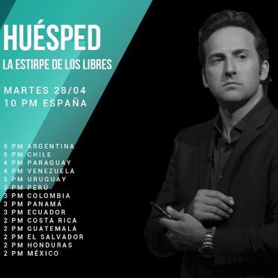 1x13 Huésped #LaEstirpedelosLibres