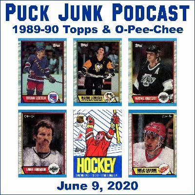 1989-90 Topps & O-Pee-Chee Hockey Cards | #61 | 6/9/2020