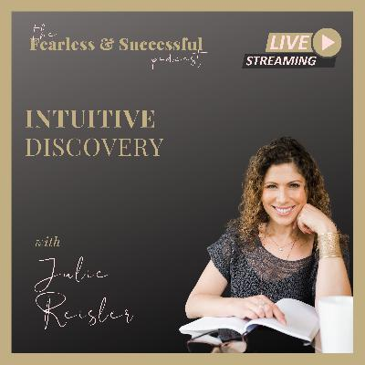 Julie Reisler: Intuitive Discovery