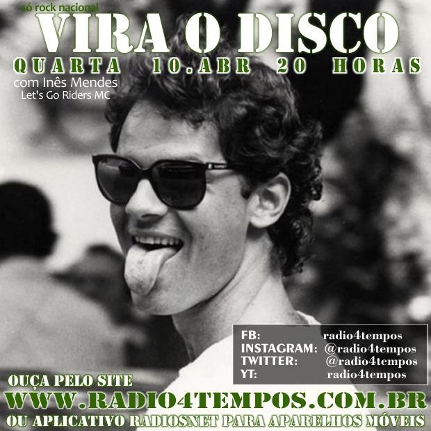 Rádio 4 Tempos - Vira o Disco 42:Rádio 4 Tempos
