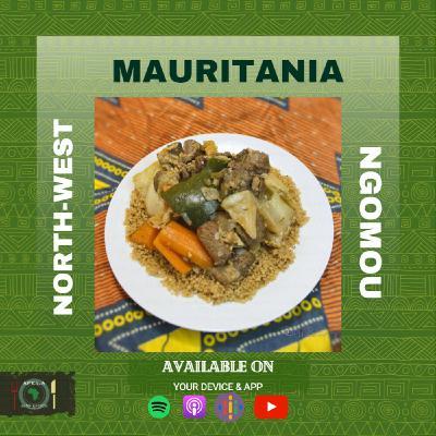 Mauritania - Ngomou