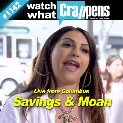 RHONJ: Savings and Moan - Live from Columbus
