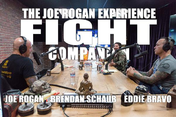 Fight Companion - October 21, 2017
