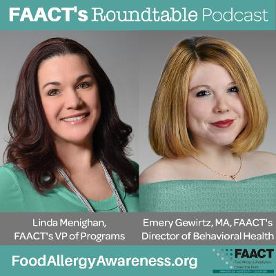 Ep. 53: Adults Living with Food Allergies - Discover New Support and Resources with FAACT