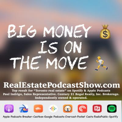 Episode 254: Big money 💰 is on the move 🏃