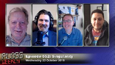 FLOSS Weekly 552: Singularity