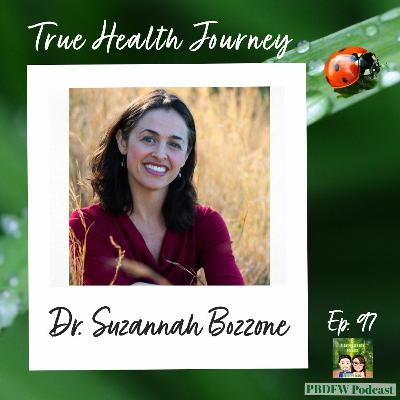 97: Patients Learn & Grow Together Through Community | Dr Suzannah Bozzone