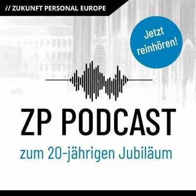 Zukunft Personal Podcast-Folge 14: Dr. J. Borggräfe,Abtlgleiterin Digitalisierung & Arbeitswelt,BMAS