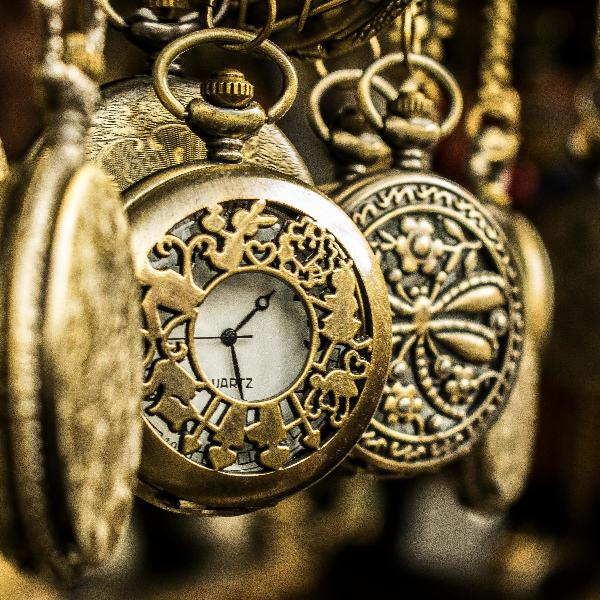 Time! Why does time control us and how can we free ourselves from time? We have all the time in the world