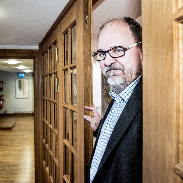 17. Karl-Petter Thorwaldsson, ordförande LO