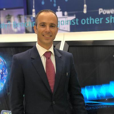 Live at SMM 2018: Stefano Poli discusses Inmarsat's new IoT platform, Fleet Data