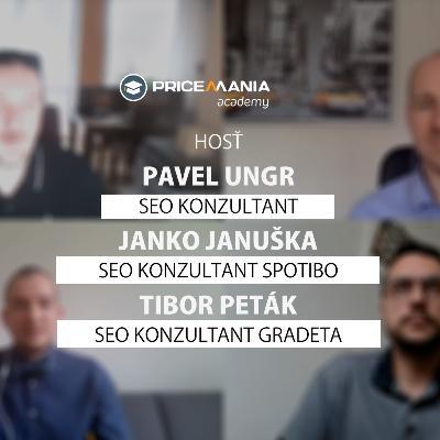 Pavel Ungr / Janko Januška / Tibor Peták: Strategické SEO v roku 2020
