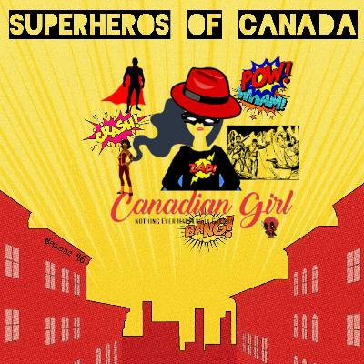 Superheroes of Canada